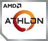 AMD Athlon Badge