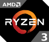 AMD Ryzen 3 BADGE