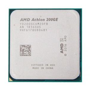 AMD Athlon™ with Radeon VEGA-Graphics