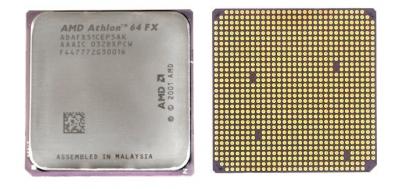 Athlon 64 FX 51 Prozessor