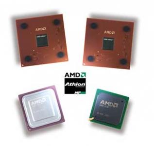 Athlon MP mit AMD-760 MPX-Chipsatz