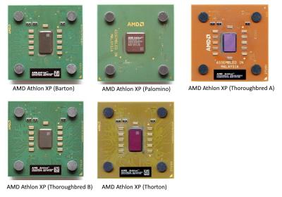 AMD Athlon XP-Prozessor