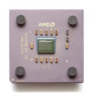 AMD Duron 600 mit Spitfire-Kern