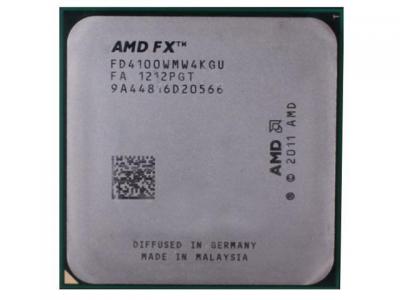AMD FX 4100 Prozessor