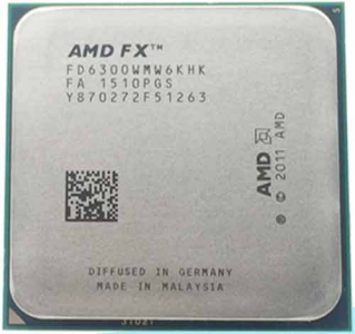AMD FX-Prozessor