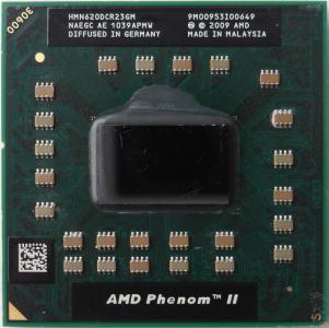 AMD Phenom II X2 N620 Mobile-Processor