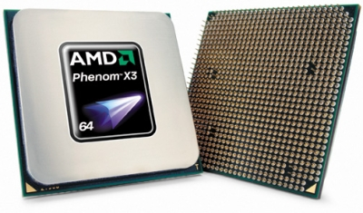 AMD Phenom X3 Prozessor Socket AM2+