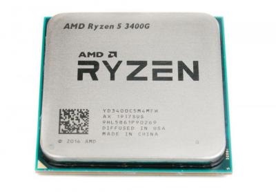 AMD Ryzen™ 3000 with Radeon VEGA-Graphics Prozessor