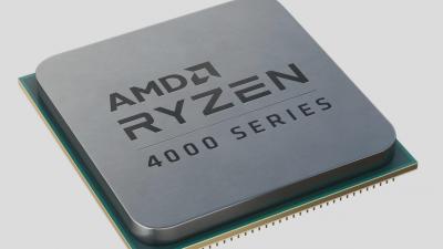 AMD Ryzen™ 4000 with Radeon VEGA-Graphics Prozessor