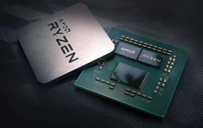 AMD Ryzen 9 Matisse Package