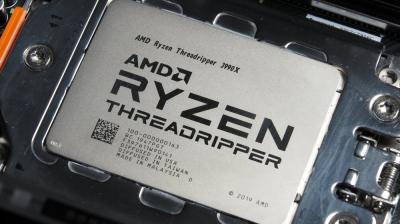 AMD Ryzen Threadripper 3990X Prozessor
