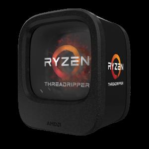 AMD Ryzen Threaddripper Box-Verpackung