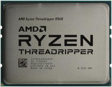 AMD Ryzen Threaddripper CPU