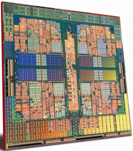 AMD Barcelona DIE-Shot