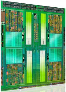 AMD Bulldozer DIE-Shot
