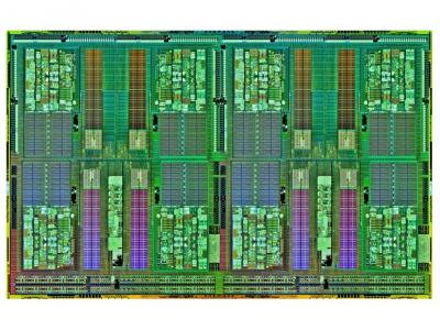 AMD Opteron 6200 Interlages DIE-Shot
