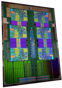 AMD Lisbon Die-Shot