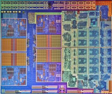 AMD Llano Die-Shot