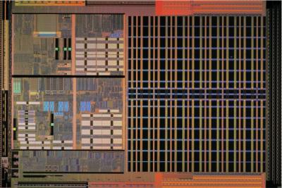 AMD Sledgehammer Die-Shot