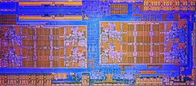 AMD Zeppelin Die-Shot