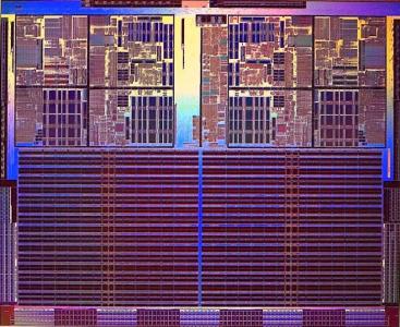 AMD Denmark Die-Shot