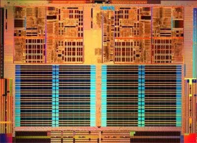 AMD Windsor Die-Shot