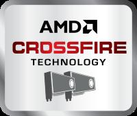 AMD CrossFireX Logo