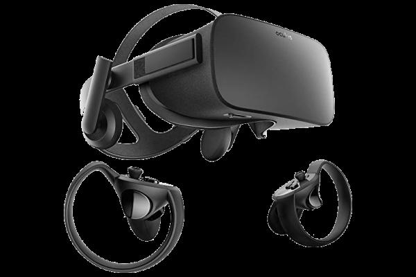 Hero ImageVirtual Reality mit der Oculus Rift